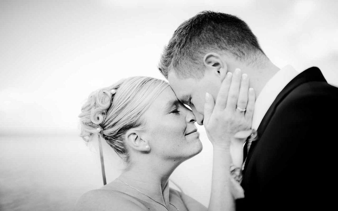 Hvornår på bryllupsdagen bør vi tage billederne?