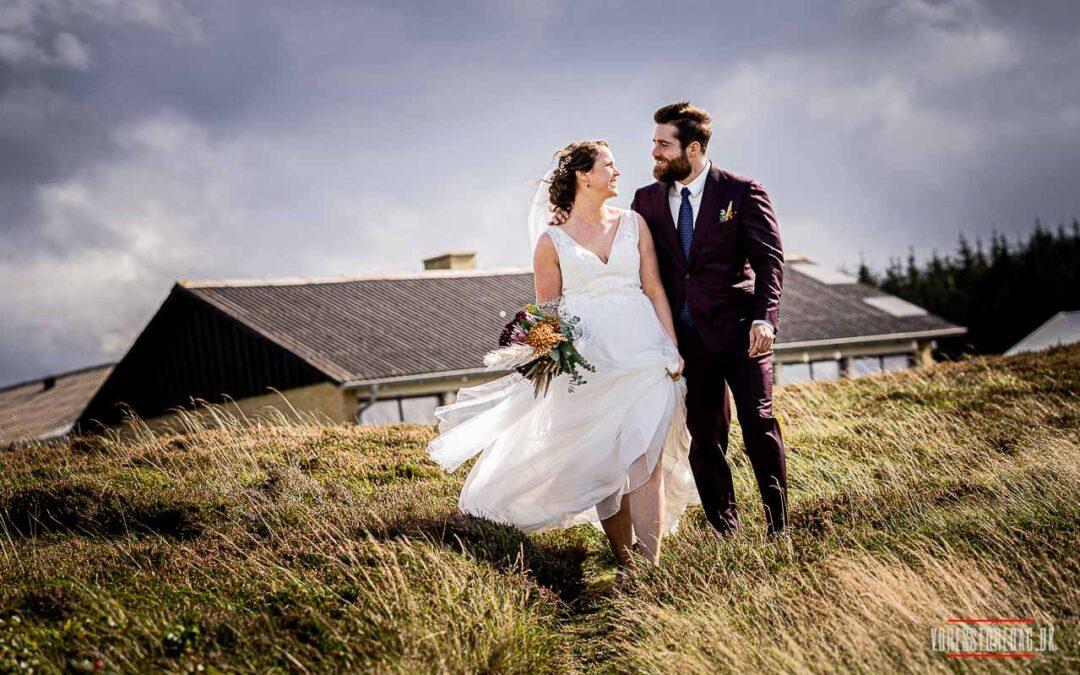 Vild med bryllup