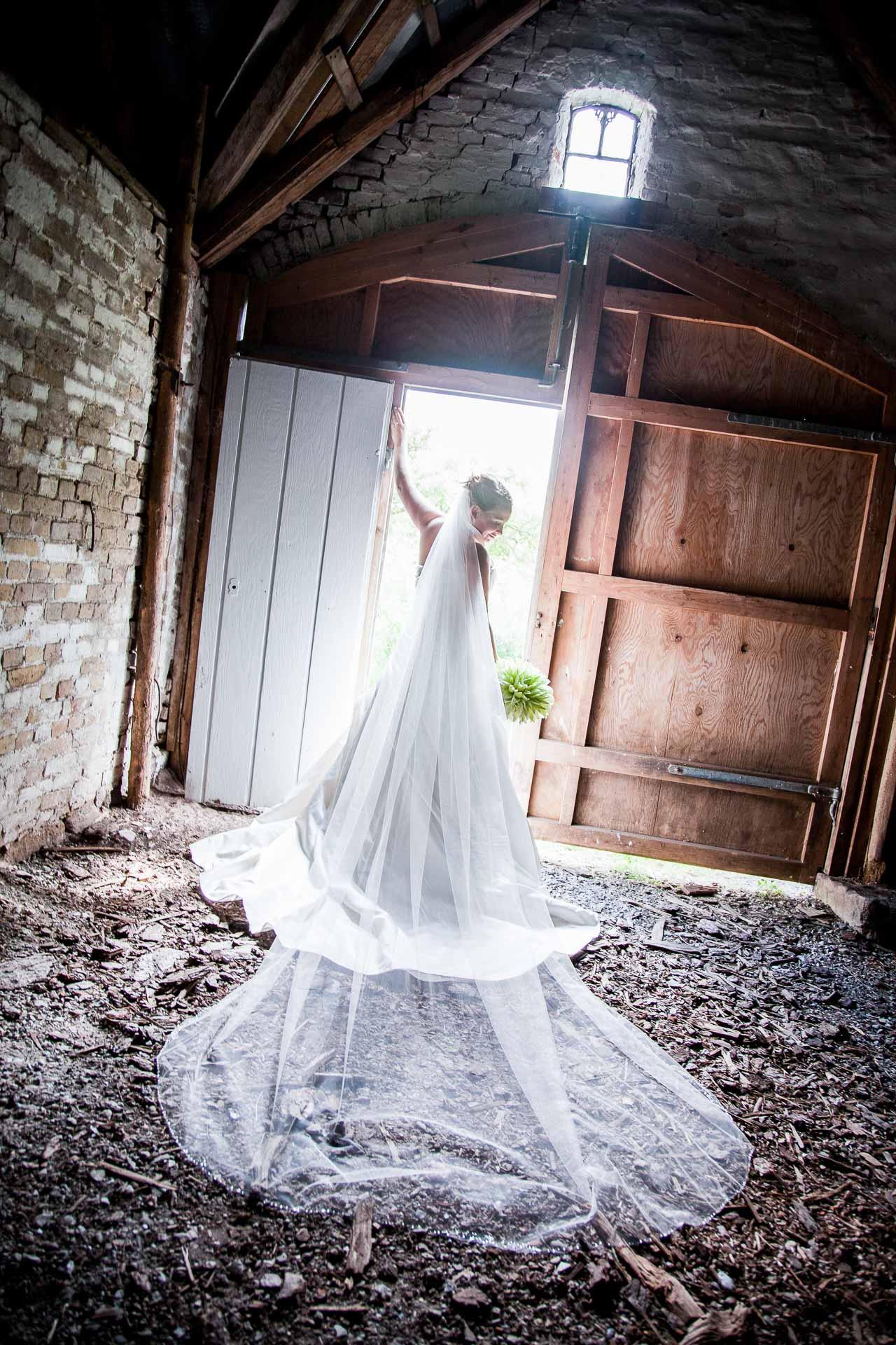 Bryllupsbilleder i Aarhus centrum