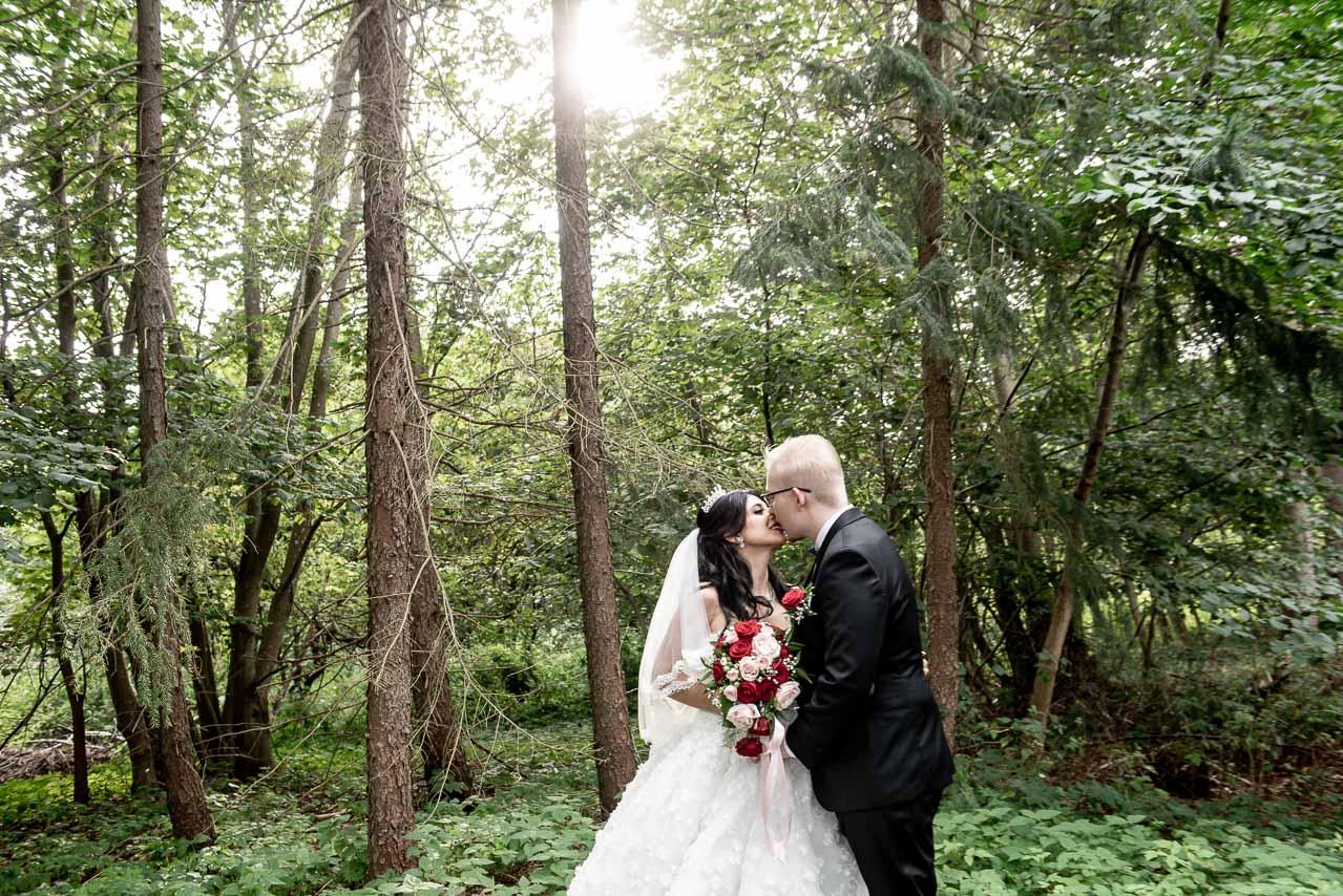 Brylluppet - dagen hvor intet må glippe!