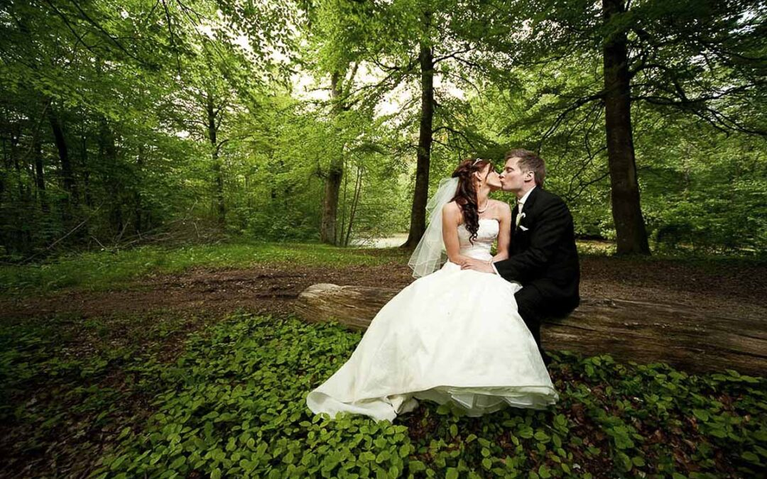 Bryllup i Frederiksberg Have